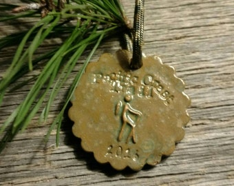 Pacific Crest Trail Holiday Ornament (small flaw)
