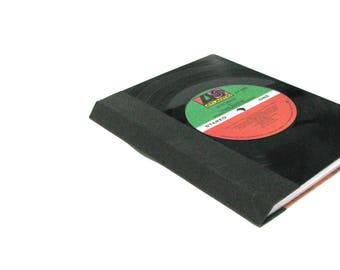 Bette Midler - Vinyl Record LP Notebook