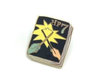 Book Pin: HP #7