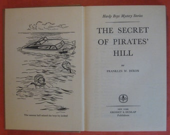 The Secret of Pirates' Hill   (Hardy Boys Mystery Stories)