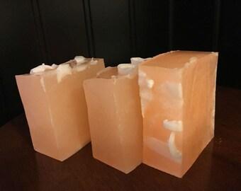 Fragrant Grapefruit Soap
