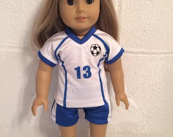 "Doll clothes that fit the American girl and other 18"" dolls"