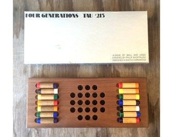 Modern Man Cave Game - Four Generations