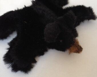 Bear Skin Rug for the Doll House