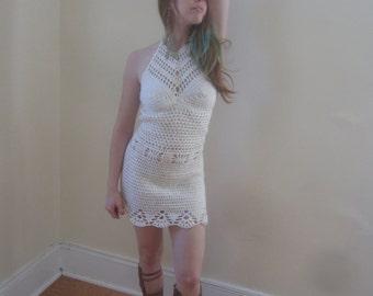 FESTIVAL DRESS, Crochet dress,  Bohemian dress, bohemian, festival clothing, festival fashion,  boho crochet dress,  beachwear, gypsy dress