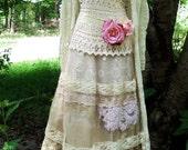 RESERVED for Amara deposit for  custom dress  by vintage opulence on Etsy