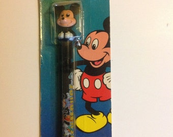 Vintage Mickey Mouse Mechanical Pencil Disney
