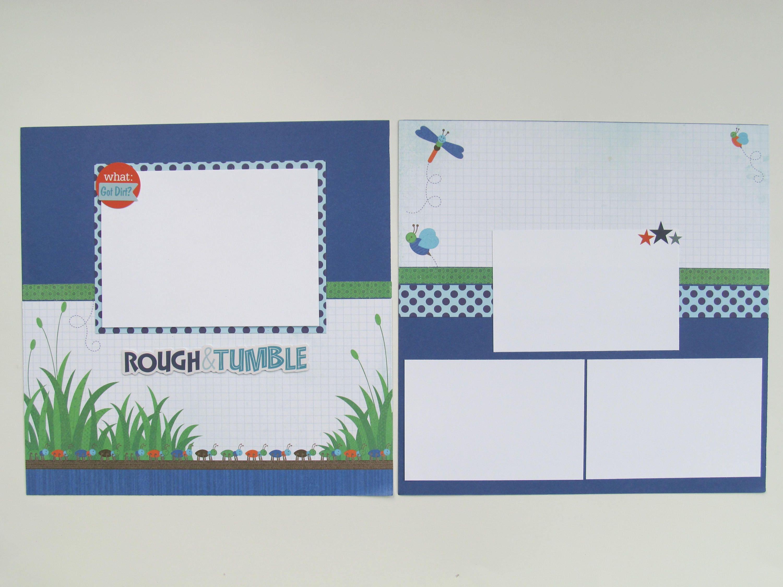 Vietnam scrapbook ideas - Sold By Blessedbydesign