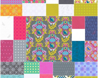 """SQ31 Andover SEVENTY SIX Single Scoop Precut 5"""" Charm Pack Fabric Quilting Cotton Squares Alison Glass"""