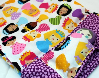 Girlfriend Princesses Worry Doll Pillow Case