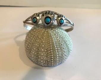 Southwestern Style Cuff Bracelet