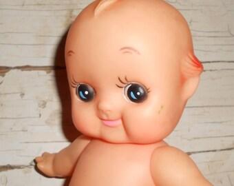 """Vintage Kewpie Style Doll 10"""""""