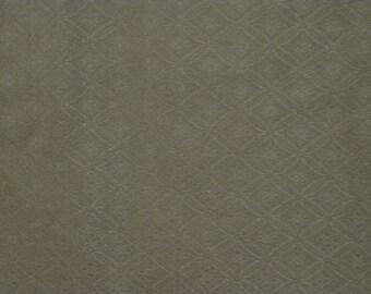 Vintage haori S441,  green grey silk