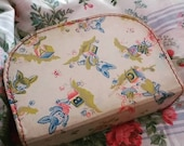 Child's Small Vintage Case