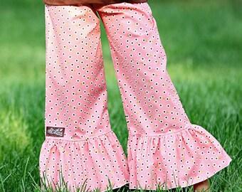 Wildflower Ruffle Pants - SALE