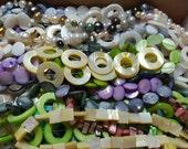 Destash Shell Natural beads