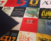 T-Shirt Memory Blanket