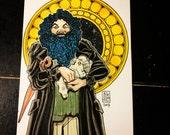Hagrid--Daily Sketch 01122017
