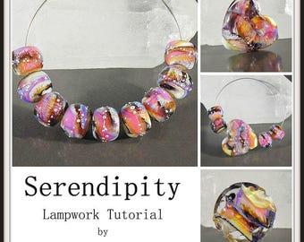 Jacqueline Parkes  Serendipity Lampwork Bead Tutorial