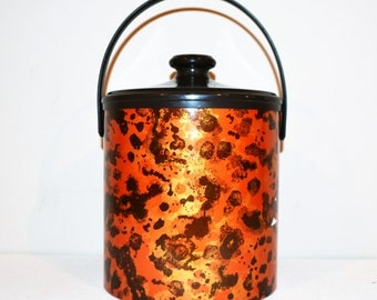 Retro Ice Bucket Wild Side 70's