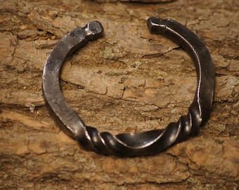 Hand Forged Viking Arm Ring