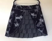 Reserved for Terri- two custom skirts