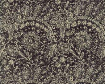 Black Maven Fabric - Moda - BasicGrey - 30460 26