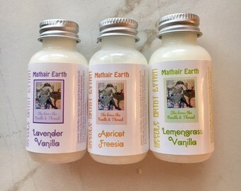 1 oz Lotion for Quilters, Knitters and Stitchers
