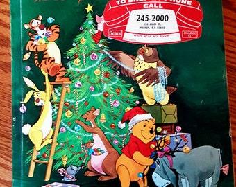 Sears 1972 Christmas Wish Book Catalog