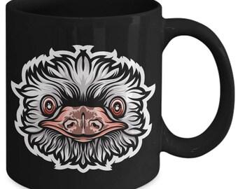 Ostrich Flightless Bird Coffee Mug