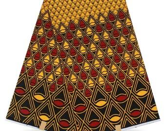 2017 Latest Fashion Design African Holland Wax Super Hollandais Wax Fabric 100% Cotton African Prints Wax Fabrics for Dress