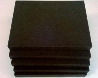 Heidifeathers 5 x Extra Large Needle Felting Foam Pads / Mats