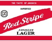 Listing for Misty Red Stripe