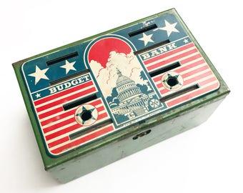 Vintage USA Budget Bank