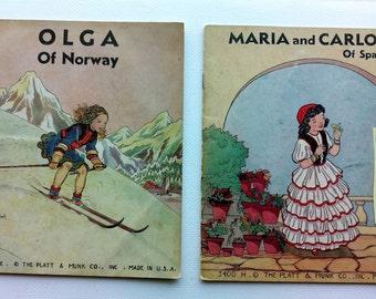 One Vintage Children's Books