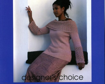 Elsebeth Lavold - Designer's Choice -Knitting Pattern Book 2 - The Sentimental Journey Collection - 19 designs for Men, Women & Children