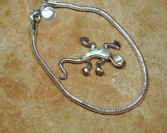 3mm Solid 925 Sterling Silver Snake Bracelet