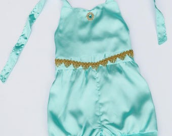 Arabian Princess Playday Romper (Baby sizes 3 Months - 8)