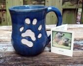 Custom Order for Debra - River Otter Mug