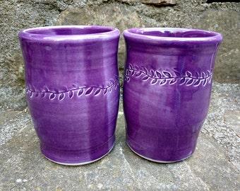 Pottery Tumbler, Ceramic Tumbler, Wine Tumbler, Coffee Tumbler, Tumbler, Ready To Ship