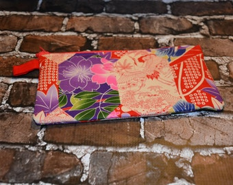 Japanese Zipper Bag