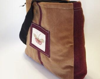 Butterfly Dreams Shoulder Bag