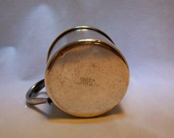 Silver Cup, Onieda Silver Plate Cup, Cup, Silver Mug