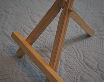 Small Wood Easel