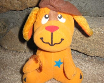 Vintage 60's Dream Pet-Rufus the dog Robin Hood