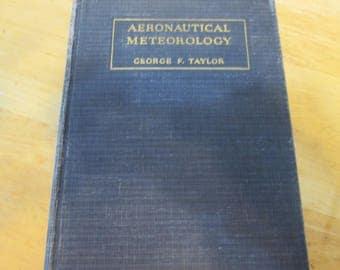 Aeronautical Meterology by Taylor