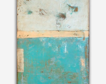 large abstract art 48x30 canvas art