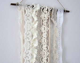 Lace Wall Hanging