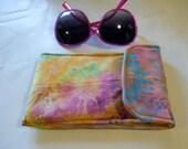 Multi-Color Batik Sunglasses/Smartphone Case