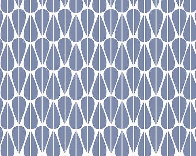 Organic Canvas Fabric - Monaluna Simple Life Canvas - Little Leaves Canvas